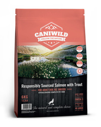 Caniwild Adult Gentle Trout with Salmon próbka 100g Łosoś i Pstrąg