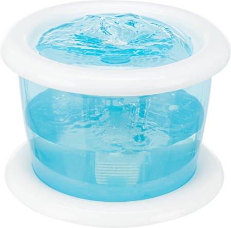 Automatyczne poidło chłodzące wodę Bubble Stream dla psa i kota o pojemności 3 litrów