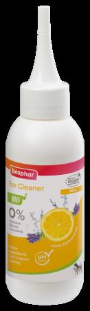BIO organiczne mleczko do czyszczenia uszu Beaphar dla psa i kota 100ml