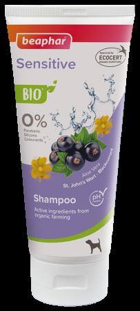 BIO organiczny przeciwświądowy szampon dla psów Beaphar 200ml