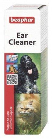 Krople do czyszczenia uszu dla psa i kota Ear Cleaner 50ml