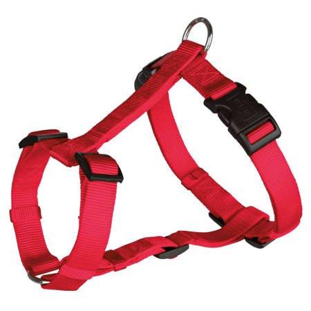 Szelki regulowane dla psa 20mm Classic czerwone